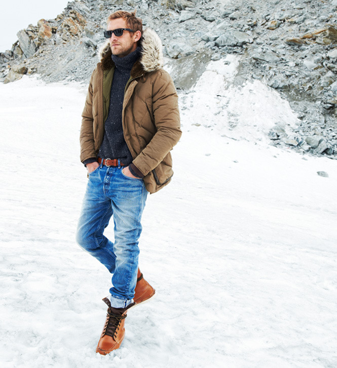 yellowasian:  Will Chalker | J. Crew