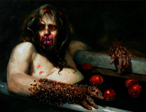 Art by Michael Hussar