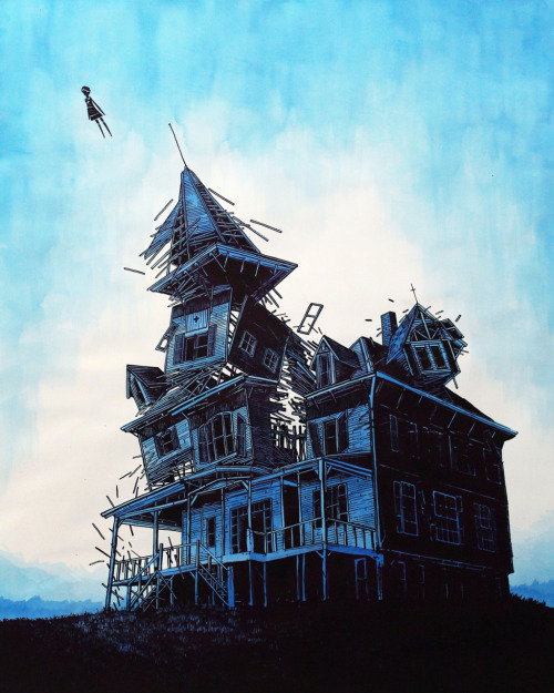 black-tangled-heart:  Daniel Danger Escape2011