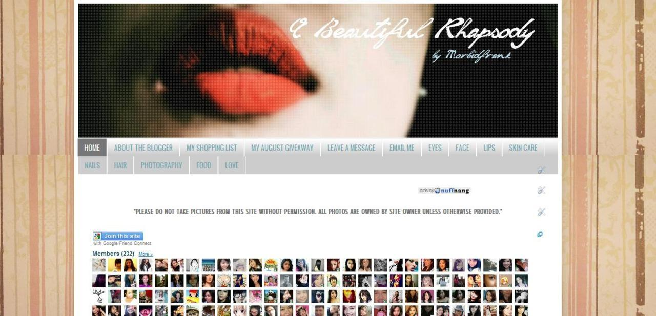 New blog layout! yey