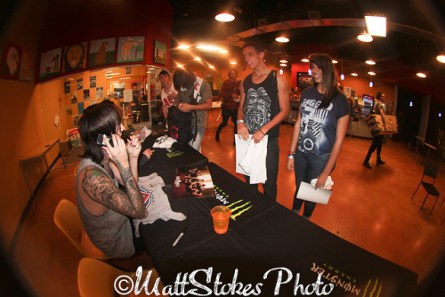 Of Mice & Men by Matt Stokes yup thats my brother and i :3austins using my phone c: