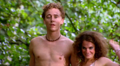 frankiekali:  Hiddles Shirtless Appreciation post pt 1