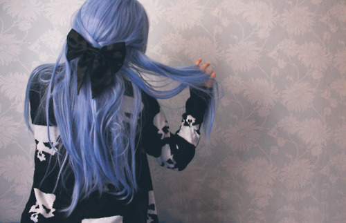 ilovechubbyfrank:  omfg i want hair like this one day