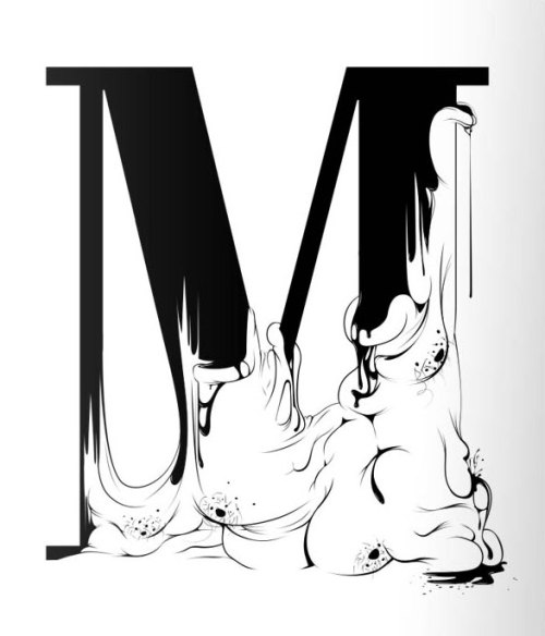 M is for Melting