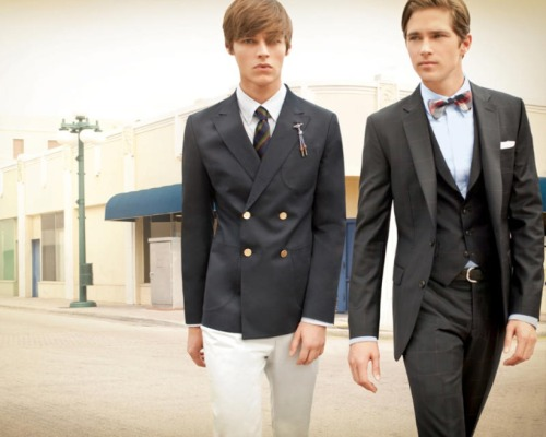 preppyworld:  Preppy guys.