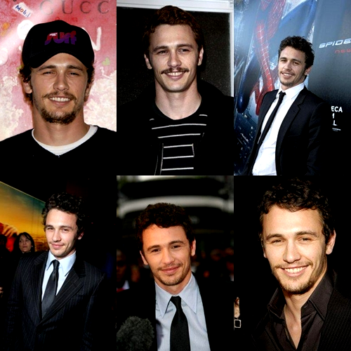chaoticraziness:  |Favorite Actors from A to Z| James Franco