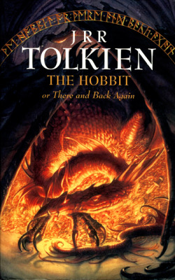 The Hobbit by J.R.R. Tolkien I haven't read this book since I was 10, so few years ago, and I can't believe I haven't read it again before now. This book is a true adventure…while it took me a about 50 pages to get in to the book this time, once I was hooked I could see why this book is a classic. While the adventure is of the dwarves making, it is truly Bilbo who is the hero (and on more than one occasion), and he keeps his pretty much throughout the whole thing even though he would much rather be in his hobbit hole with a cup of tea.
