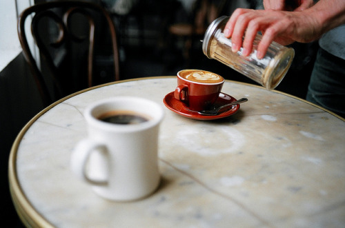 coffee break | cafe pedlar by naftels on Flickr.