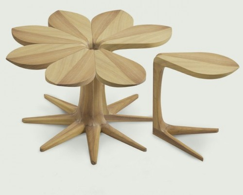 homedesigning:  Love me, Love me not table by John Vogel & Justin Plunkett