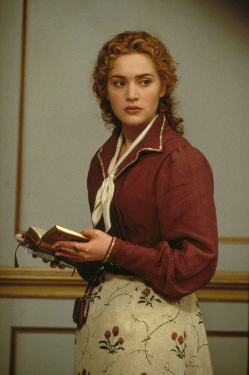 Hamlet - Kate Winslet as Ofelia