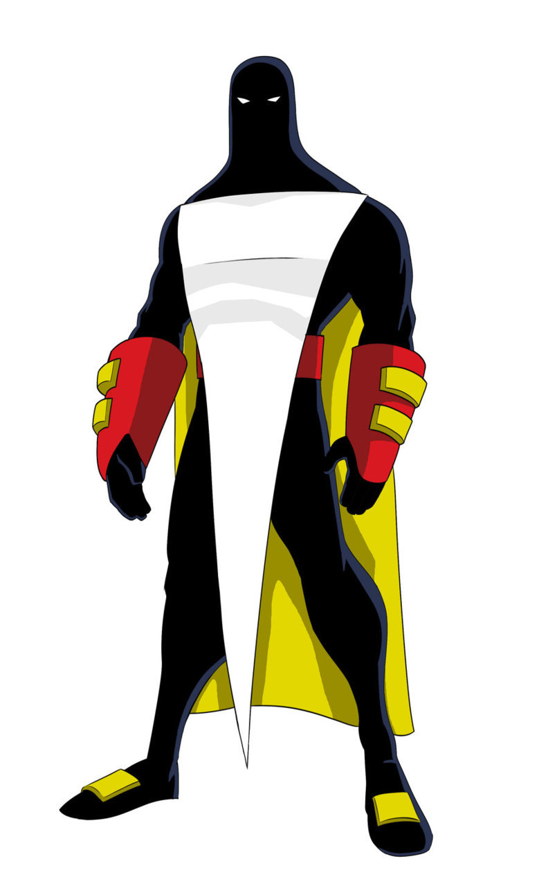 fuckyeahsuperheroredesigns:  Space Ghost redesign by Solblight  cool