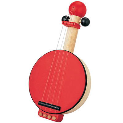 Just found nephews' Christmas present! (via Plan Toys Banjo | Hazelnut Kids)