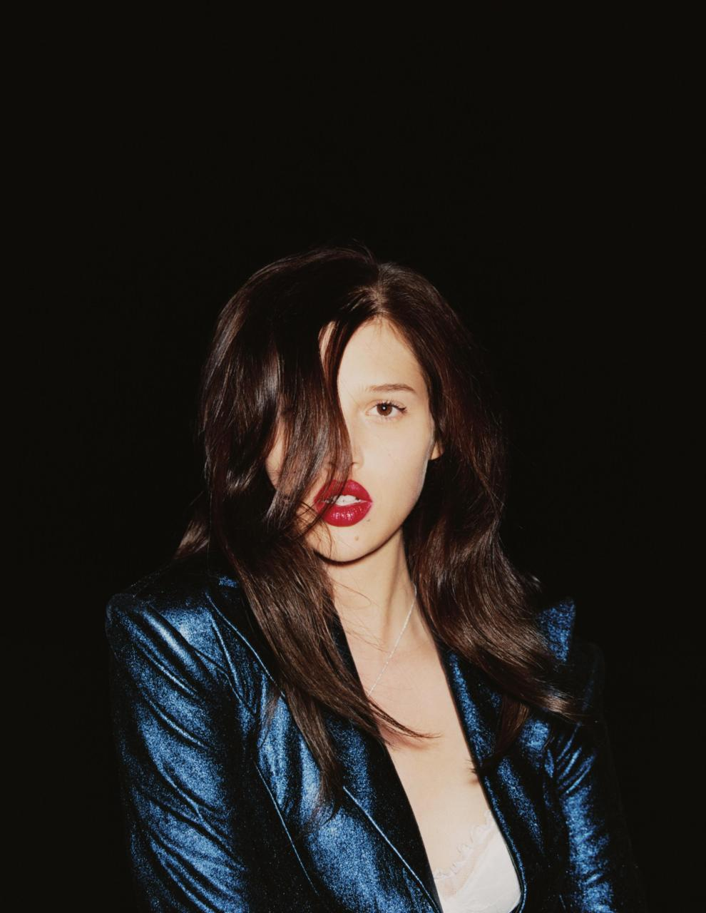 Anais Pouliot - Zoo Fall 2011 by Greta Ilieva