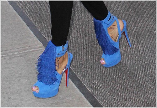 THESE SHOES SPEAK FOR THEMSELVES … CHRISTIAN LOUBOUTIN