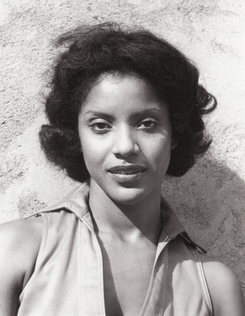 Phylicia Rashād by Bill Lathan, 1974.
