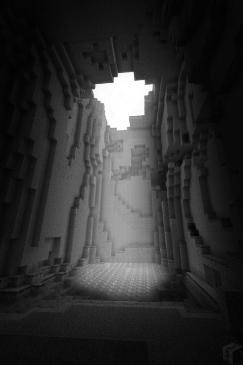 "icfm:  ""The Cavern"" by MerelyCubed"