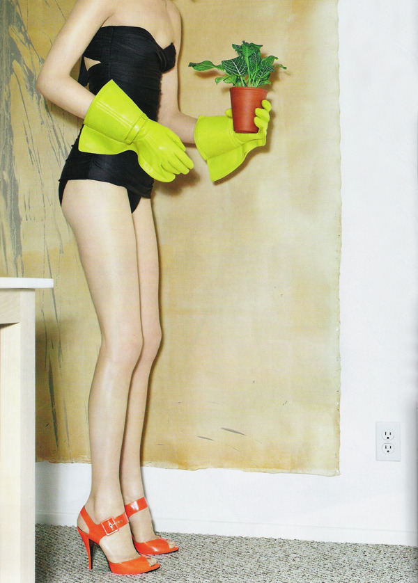 Raymond Meier / Vogue US June 2009.