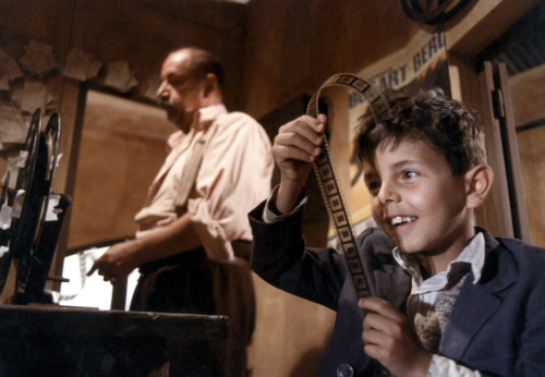 One of my all-time favorite films: Cinema Paradiso