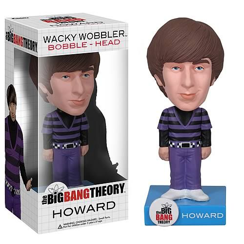 The Big Bang Theory Howard BoobleHead. Show! xD