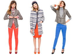 marshi:  wanting : more dope looks from j. crew on my wish list
