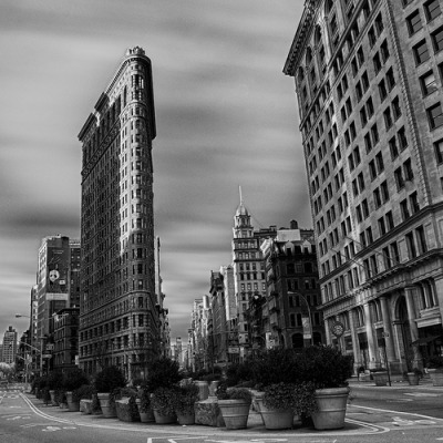 love the sight   Flatiron Study (by Marshall Ward)