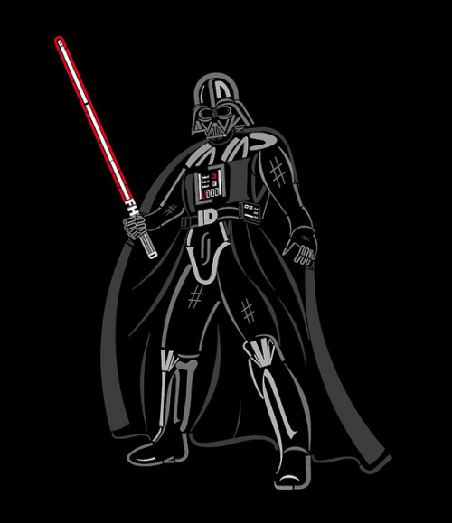 Font Vader by Lishoffs on Flickr.