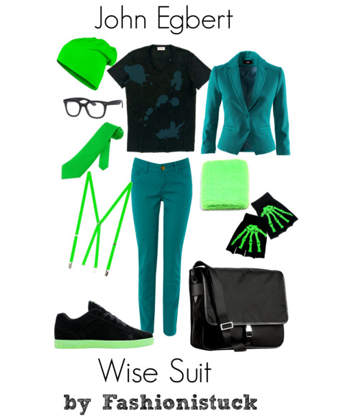 fashionistuck:  John Egbert: Wise Suit Reference Buy Items