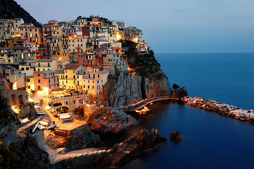 kari-shma:  Beautiful Manarola (by April14,1978)