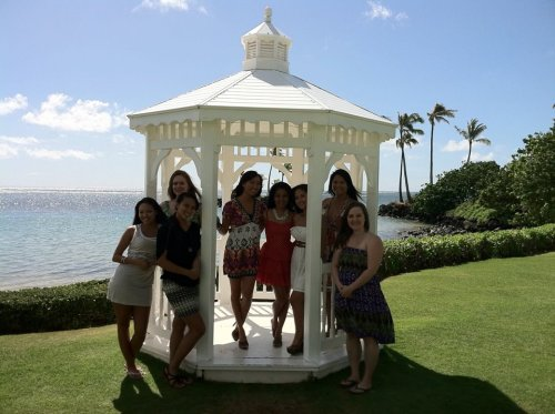 Brunch at the Kahala Resort