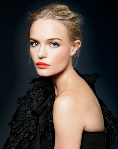 bradgoreski:  Photo #2 of Kate Bosworth in Tom Ford in the November issue of Instyle styled by me