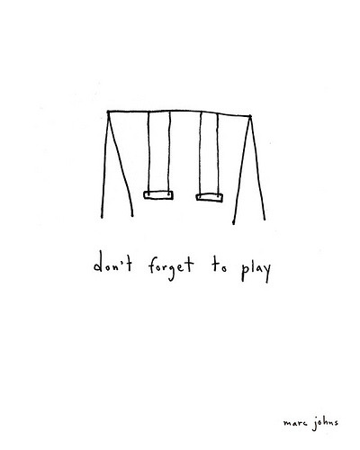 kari-shma:  don't forget to play (by Marc Johns)