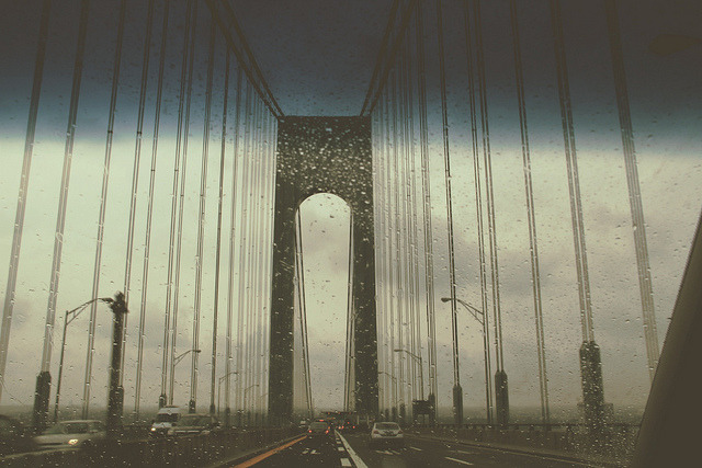 The Verazzano Bridge- NYC on Flickr.fav shot from my trip to NY over the summer!