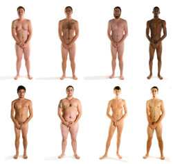 "aidensimon:   Autostraddle:  ""Member"" features photos of naked men, some trans, some not, to highlight the differences and similarities of all men's bodies and dispel the notion of one particular ""trans body."""
