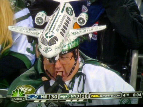 must suck to be a jets fan