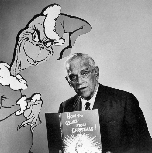 "Boris Karloff reads ""How The Grinch Stole Christmas"" - Christmas 1966"