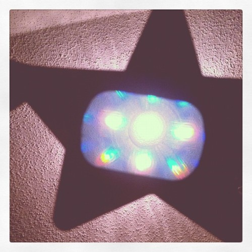 #amber eyes are stars. Always. #magic  (Taken with instagram)  Amber loves this.