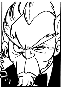 So glad we get Mizuki instead of this old guy for rest of the series. And let's all be honest, if not Maya, Mizuki would be the best person for Masumi.