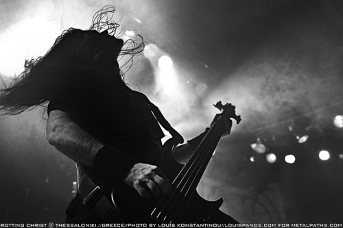 ROTTING CHRIST on Flickr.