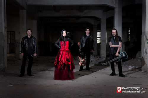 Alchem_band_1 on Flickr.PH: walter fantauzzi (C) 2011 Mua: Monica Adrenalina Dress: Per gentile concessione di Almalisa Gerosi
