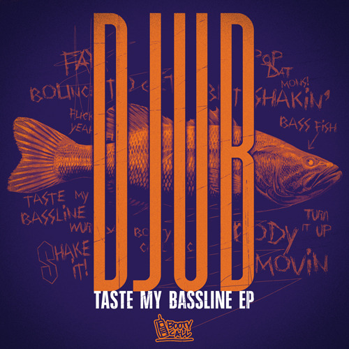 Djub - Taste My Bassline [BCR009] Label : BOOTY CALL RECORDS Catalogue number : BCR 0009 Format : Digital Relase date : August 29th 2011 Tittle : Taste My Bassline Artists : Djub Tracklisting 01 - Taste My Bassline 02 - Body Movin 03 - Bounce To Get 04 - Butt Shakin At 20 years old, DJub is a young prodigy of european bass music. After 4 years behind the turntables and one year as a producer, he plays regularly in parties and shares the lineups with well known DJs and many locals.Summer 2009 he creates with Coma and Namto the collective Nasty Dowze. With the only goal to transmit their passion for their favorite Ghetto music stylesHis favorite styles? Ghetto Tech and Juke, still not so wellknown by the belgian electro public, he manages very quickly to be acknowledge by french DJs like Kaptain Cadillac, Bros Before Hoes… for his efficient productions and becomes part of the future of Ghetto music.Djub signs his first E.P. on Booty Call Records, five original tracks 100% dancefloor and definitly symbolic of the belgian ghetto scene. Taste the fix!  Artwork: Larry Print  BUY: Beatport / JunoDownload / iTunes STREAM: Deezer / Soundcloud