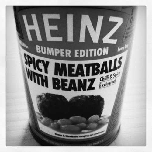 It's the dinner of kings! (Taken with instagram)