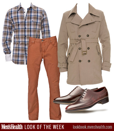 MH #LookoftheWeek vol. 2:  Shirt and coat: Moods of Norway. Shoes: John Lobb. Pants: 4Stroke Jeans.