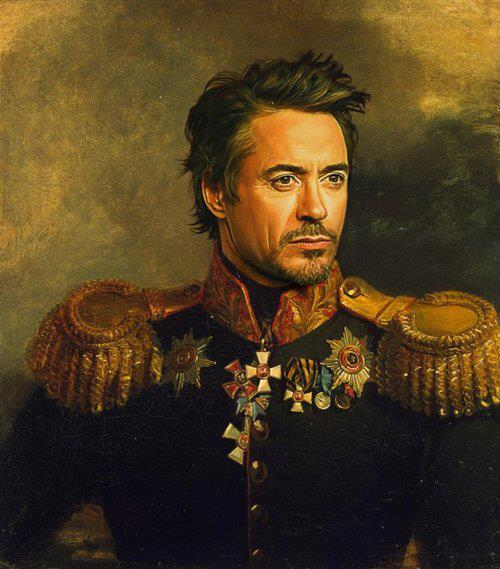 Tony Stark | Robert Downey Jr.