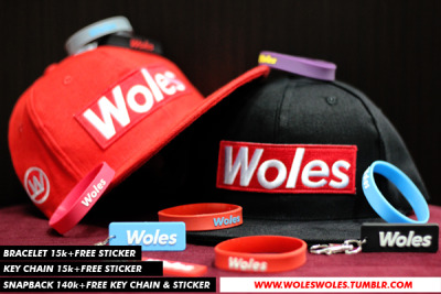 woleswoles:  @woles_ Accessories Available at @gazellemerch for order 0857-81808161