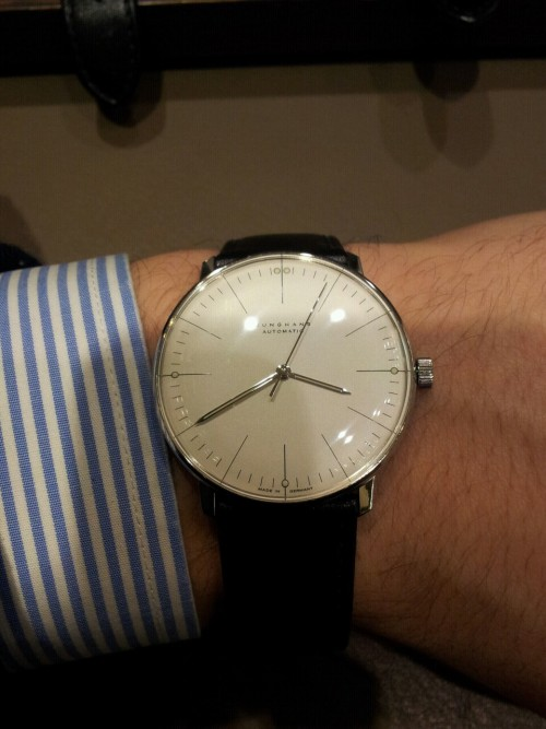 JUNGHANS Max Bill  - Automatic - 38 mm