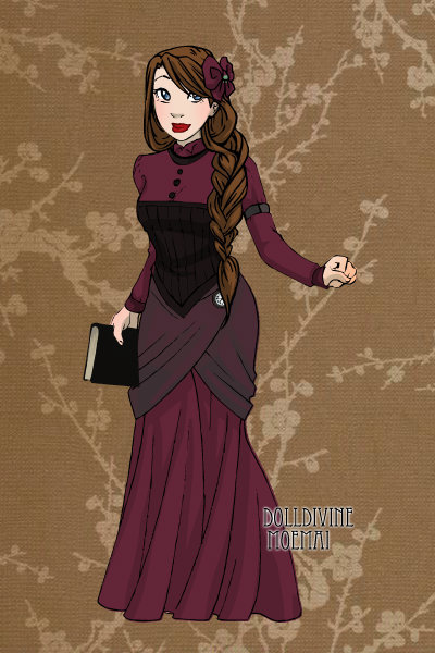 If lglorien was a Victorian lady.