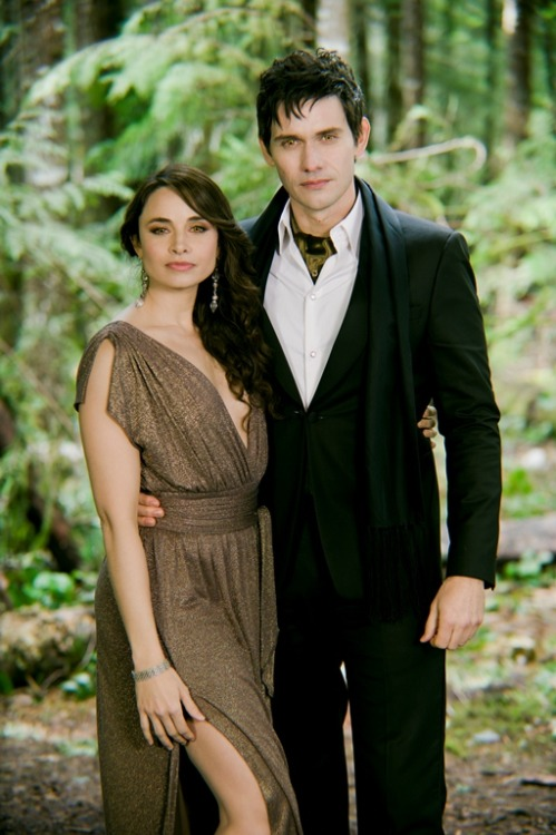Carmen and Eleazar, new Breaking Dawn still