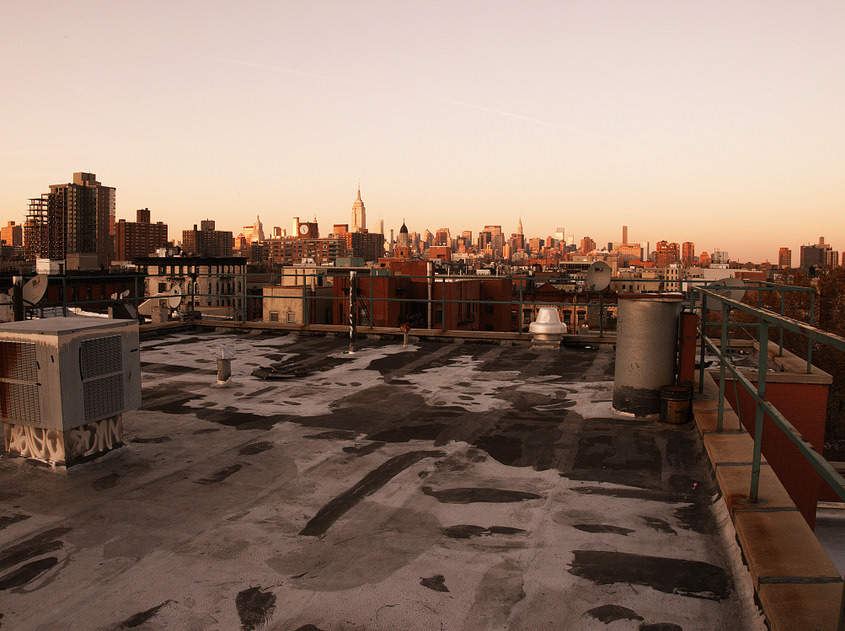 the view from my rooftop // 11.12.11