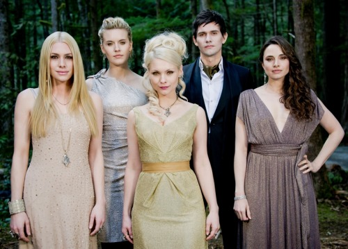 Denali, new Breaking Dawn still