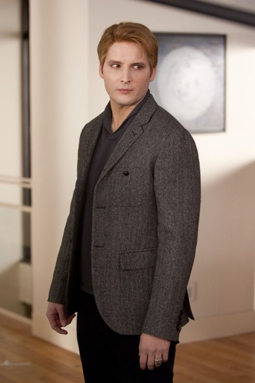 Carlisle Cullen, new Breaking Dawn still